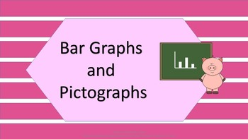 Bar Graph and Pictograph Lesson Plans!