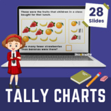 Graphing Unit: Tables and Tally Charts