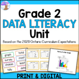 Graphing Unit for Grade 2 (Ontario Curriculum)