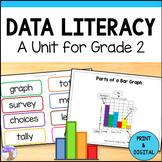 Data Literacy Unit (Grade 2) - Distance Learning