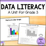 Graphing Unit for Grade 3 (Ontario Curriculum)