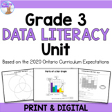 Graphing Unit for Grade 3 (Ontario Curriculum)