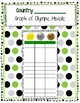 Graphing United States Olympic Medals 2018 PyeongChang: Green