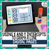Graphing Using Intercepts For Google Drive™