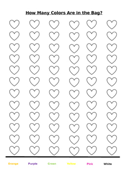 Graphing Valentine's Day Candy