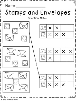 Graphing for Kinders {Valentine's Day}