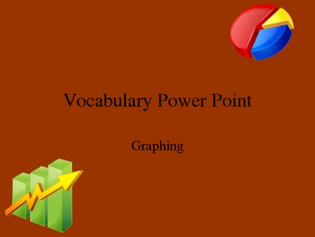Graphing Vocabulary PowerPoint