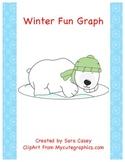 Graphing Winter Activities