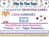 Graphing Fun for Primary Grades:  Flip To the Top
