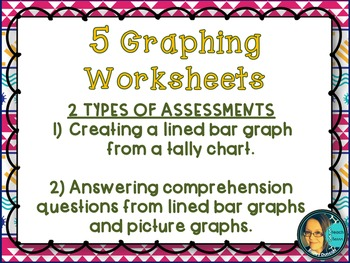 Graphing Worksheets- Common Core Aligned Practice