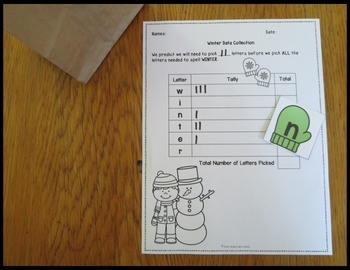 Graphing with Data Collection Activity Year Round Bundle