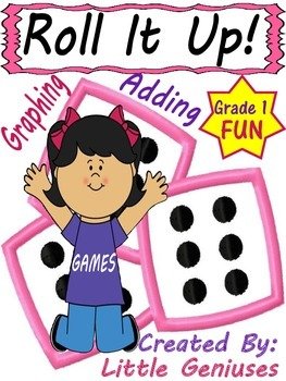 Grade One Graphing and Addition Games