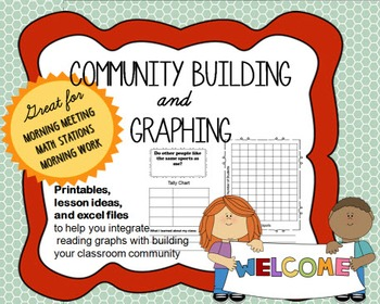 Graphing and Community Building: An Integrated Beginning of the Year Lesson