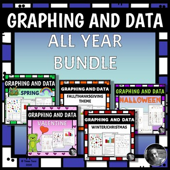 Graphing and Data Bundle
