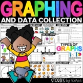 Graphing and Data Collection   Printable and Digital