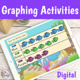 Graphing and Data Digital Activities