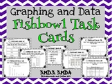 Graphing and Data Task Cards