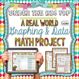 Graphing and Data Math Project | Distance Learning