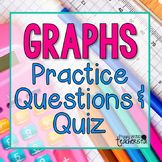 Graphing and Data Practice and Quiz