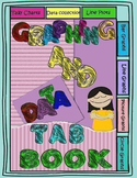 Graphs - Graphing and Data Tab Book