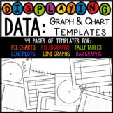 Graphing and Displaying Data: Graphs, Tables, and Line Plots