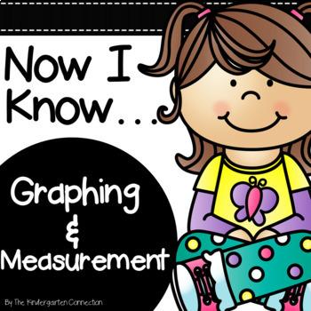 Graphing and Measurement Activities for Pre-K and Kindergarten