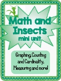 Graphing and Measuring Insect Unit