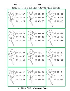 Multiplication & More Solve the Room Spring Edition