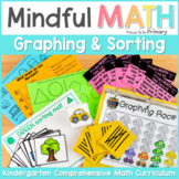 Graphing and Sorting - Kindergarten Mindful Math