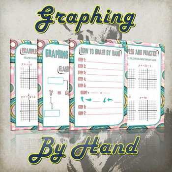 Graphing by Hand- (Guided Notes and Practice)