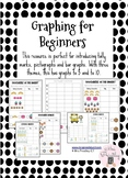 Graphing for Beginners - tally marks, pictographs and bar graphs