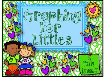 Graphing for Littles - 1st and 2nd Graders