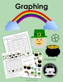 Graphing for March: A St. Patrick's Day Themed Math Unit