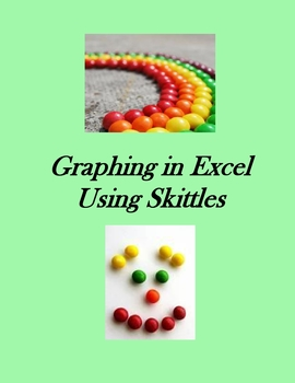 Graphing in Excel with Skittles