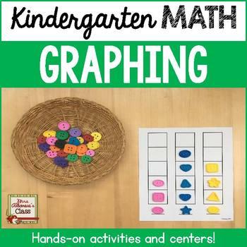 Graphing in Kindergarten