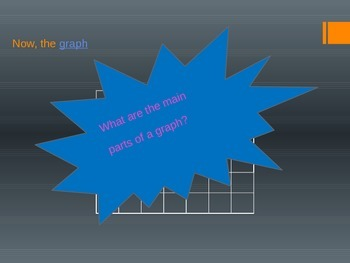 Graphing in science powerpoint speed