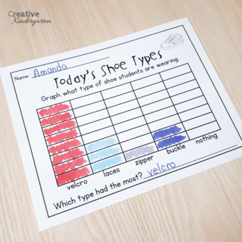 Graphing in the Classroom Worksheets