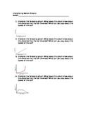 Graphing motion worksheet
