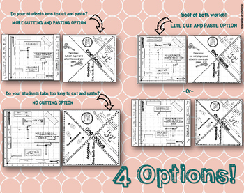 Graphing on a Coordinate Plane- Quadrant 1