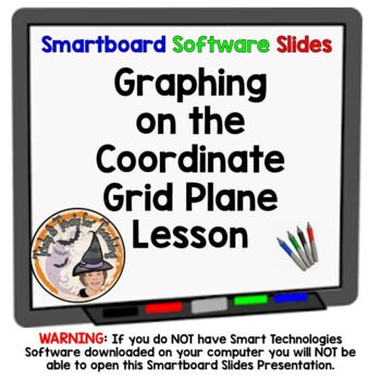 Graphing on the Coordinate Plane Coordinate Grid Smartboar