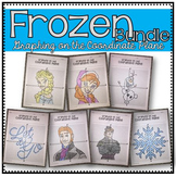 Graphing on the Coordinate Plane (FROZEN Bundle)