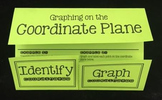 Graphing on the Coordinate Plane (Foldable)