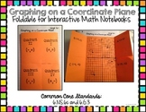 Graphing on the Coordinate Plane Foldable