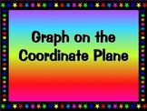 Graphing on the Coordinate Plane Power Point Intro