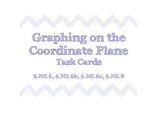 Graphing on the Coordinate Plane Task Cards