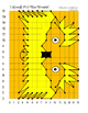 Graphing ordered pairs on a coordinate grid-The Lorax