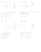 Graphing radical functions introduction domain range transformation activity