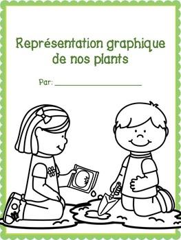 Graphing the Class Garden - En Francais