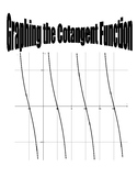 Graphing the Cotangent Function