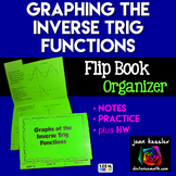 Graphing the Inverse Trigonometric Functions for PreCalcul
